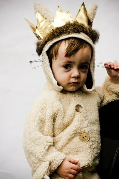 Halloween costume: Max from Where the Wild Things Are