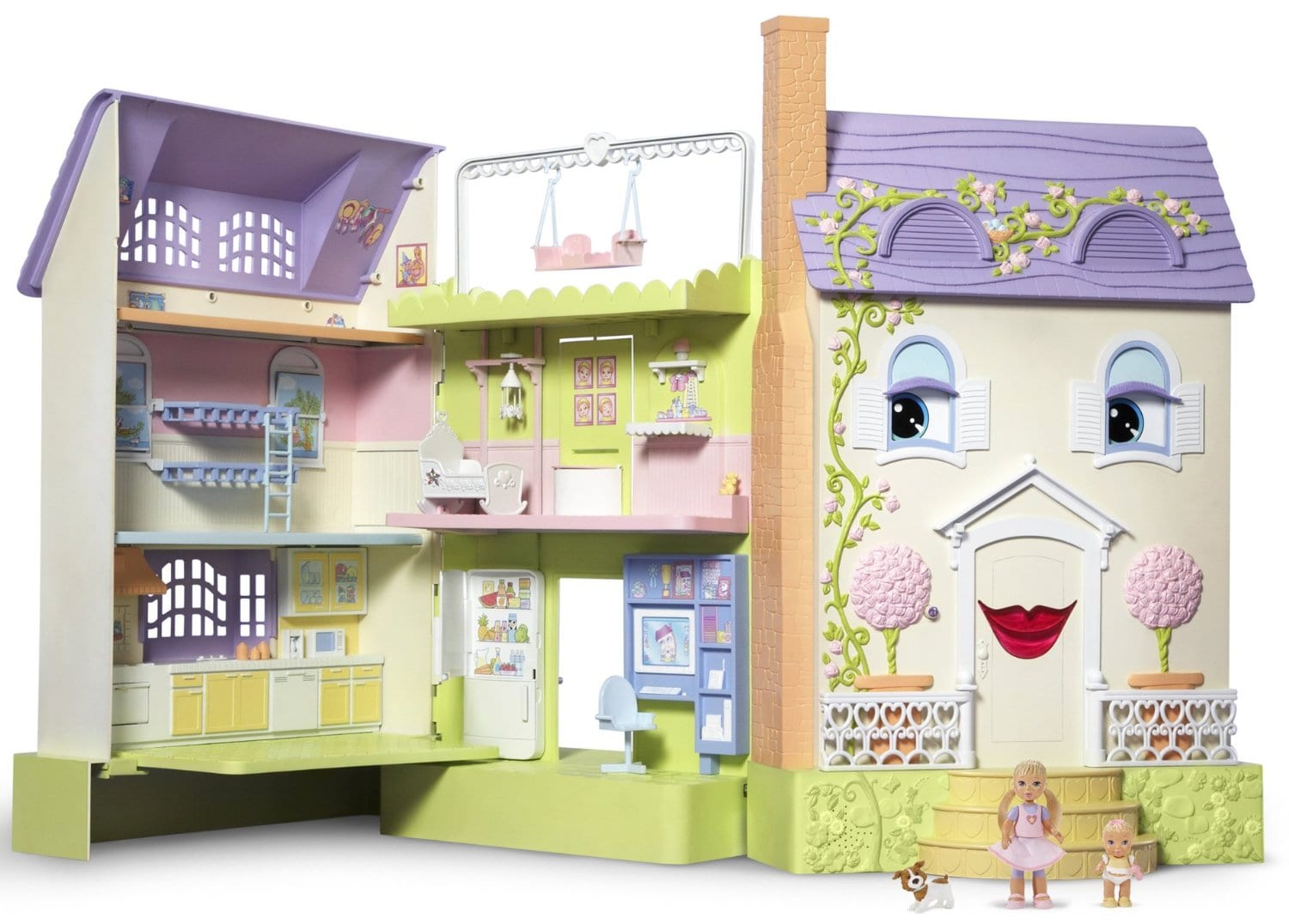 Dollhouse recommendations from Rookie Moms